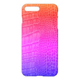Chamäleon-Eidechsen-Chamäleon-Reptil Kawaii Gecko iPhone 8 Plus/7 Plus Hülle