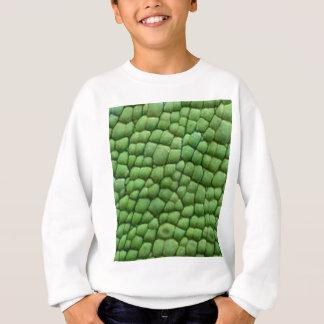 Chamäleonhautentwurf Sweatshirt