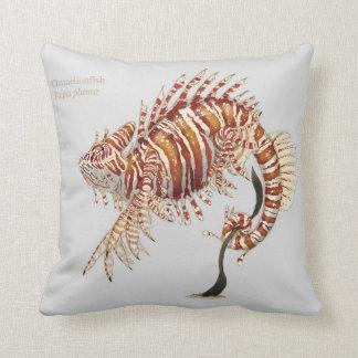 Chamelionfish Fantasie-Tier Kissen