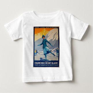 Chamonix - Mont Blanc Baby T-shirt