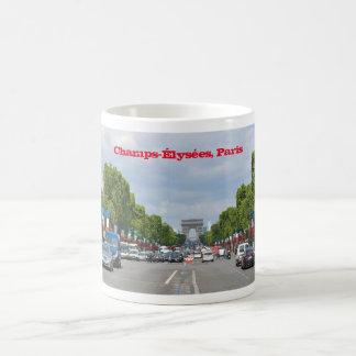 Champions-Élysées, Paris Kaffeetasse