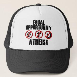Chancengleichheits-Atheist Truckerkappe