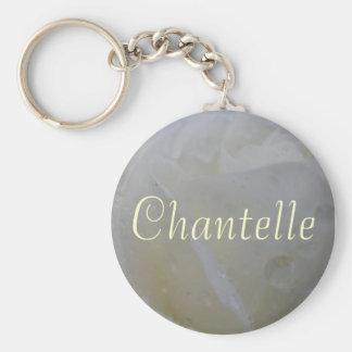 Chantelle Keychain Standard Runder Schlüsselanhänger
