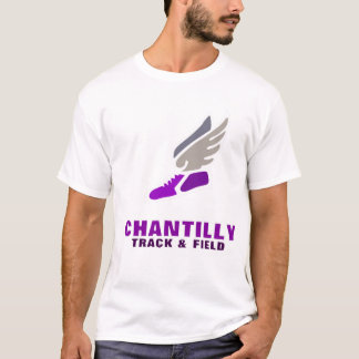 Chantilly-Leichtathletik T-Shirt