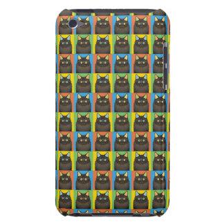 Chantilly-Tiffany Katzen-Cartoon Pop-Kunst iPod Case-Mate Case