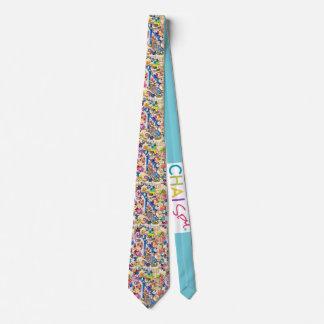 Chanukah Hals-Krawatte Personalisierte Krawatte