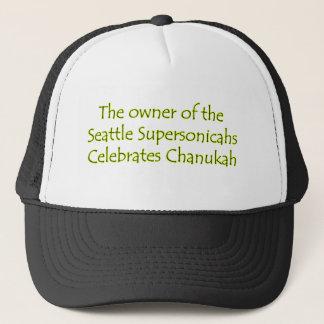 Chanukah Truckerkappe
