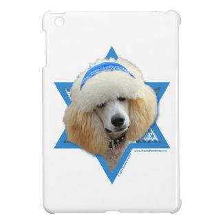 Chanukka-Davidsstern - Pudel - Aprikose iPad Mini Cover