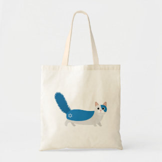 Chanukka-Katze Tragetasche