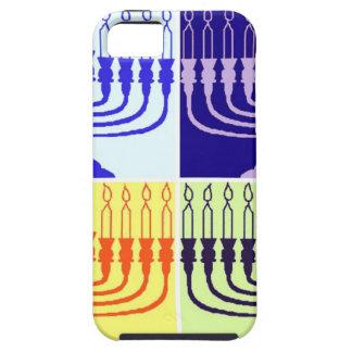 Chanukka Minorah iPhone 5 Schutzhülle