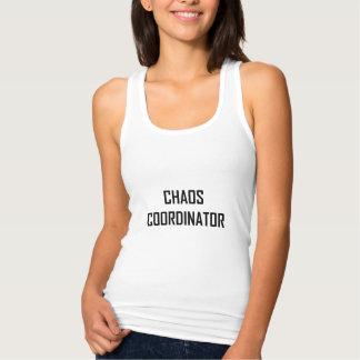Chaos-Koordinator Tank Top
