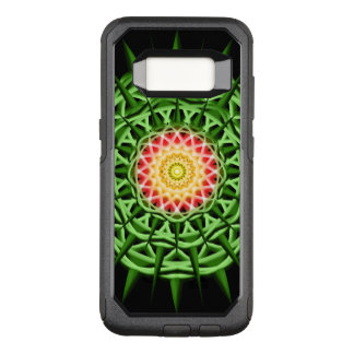 Chaos-Kugel-Mandala OtterBox Commuter Samsung Galaxy S8 Hülle