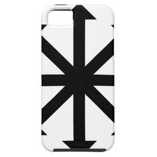Chaos-Stern Hülle Fürs iPhone 5