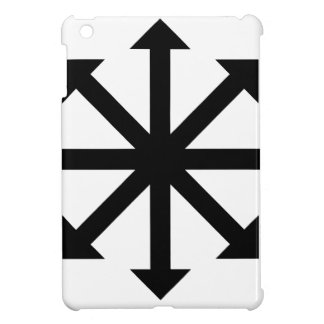 Chaos-Stern iPad Mini Hülle