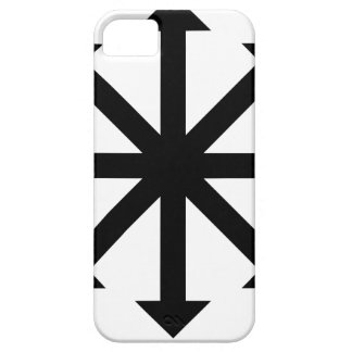 Chaos-Stern iPhone 5 Etui
