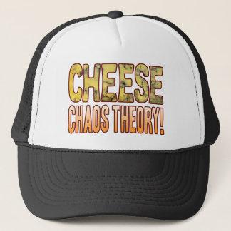 Chaos-Theorie-Blauschimmelkäse Truckerkappe