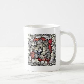 Chaotische Würfel 3D Kaffeetasse