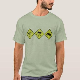 Chappaquiddick Triathlon-Camouflage-T - Shirt