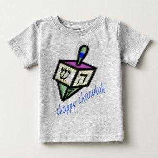 Chappy Chanukah Säuglings-T - Shirts