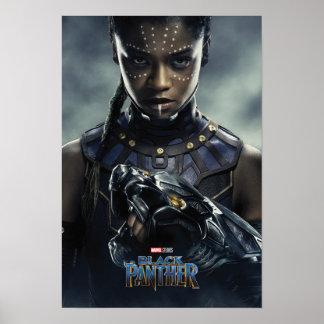 Charakter des schwarzen Panther-| Shuri Poster