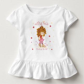 Charakter-Entwurf ~, das Maddie - Bossy Stiefel Kleinkind T-shirt