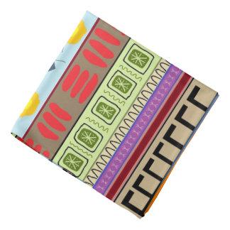 Charango Stammes- Bandana Kopftücher