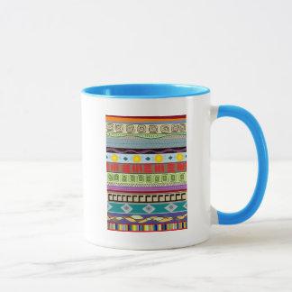 Charango Stammes- große Wecker-Tasse Tasse