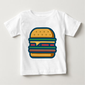 Charbroiled Cheeseburger Baby T-shirt