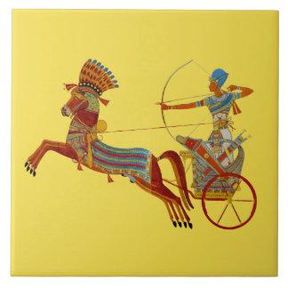 Chariot der Ramesses Keramik-Fliese Fliese