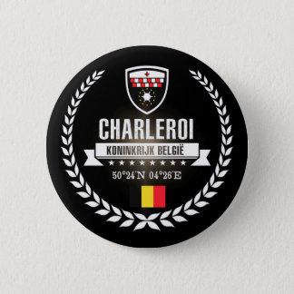 Charleroi Runder Button 5,7 Cm