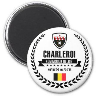 Charleroi Runder Magnet 5,1 Cm