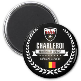 Charleroi Runder Magnet 5,7 Cm