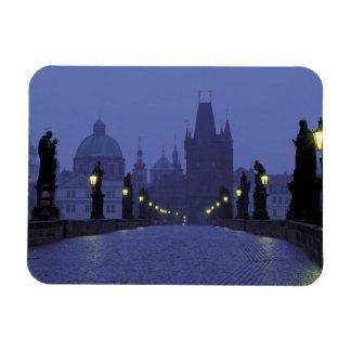 Charles-Brücke Prag Magnete