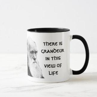 Charles Darwin Tasse