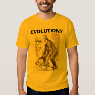 Charles- DarwinEvolution? T - Shirt