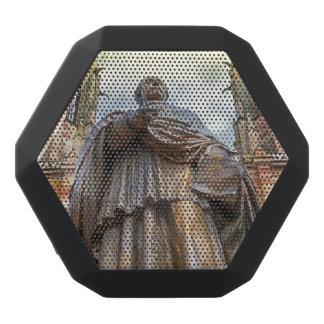 Charles-Emile Freppel Statue, Obernai, Frankreich Schwarze Bluetooth Lautsprecher