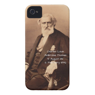 Charles Louis Ambroise Thomas iPhone 4 Case-Mate Hülle