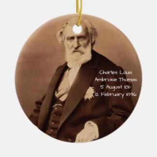 Charles Louis Ambroise Thomas Keramik Ornament