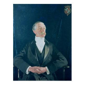 Charles Robert, 6. Graf Spencer Postkarte
