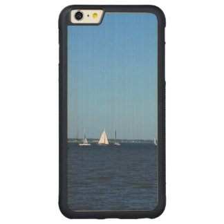 Charleston-Batterie Carved® Maple iPhone 6 Plus Bumper Hülle