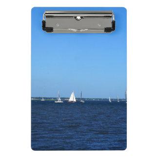 Charleston-Batterie Mini Klemmbrett