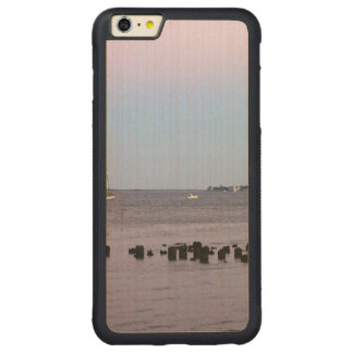Charleston-Bucht Carved® Maple iPhone 6 Plus Bumper Hülle