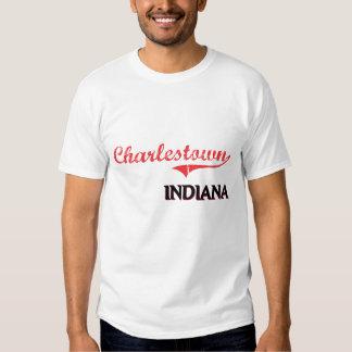 Charlestown Indiana Stadt-Klassiker Hemden