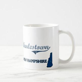 Charlestown New Hampshire-Stadt-Klassiker Tasse