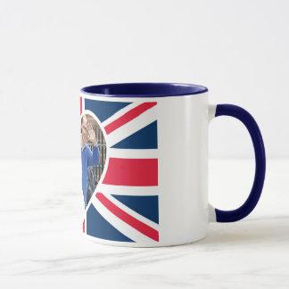Charlotte Elizabeth Diana - Briten sind Kate Tasse