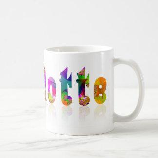 Charlotte Kaffeetasse