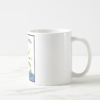 Charlotte-Kajak-Verein-Gang Kaffeetasse