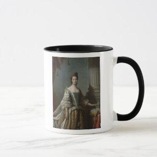 Charlotte Sophia von Mecklenburg-Strelitz, 1762 Tasse