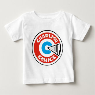 Charlton Comic-Gruppen-Bullauge Baby T-shirt