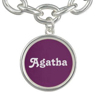 Charme-Armband Agatha Armband
